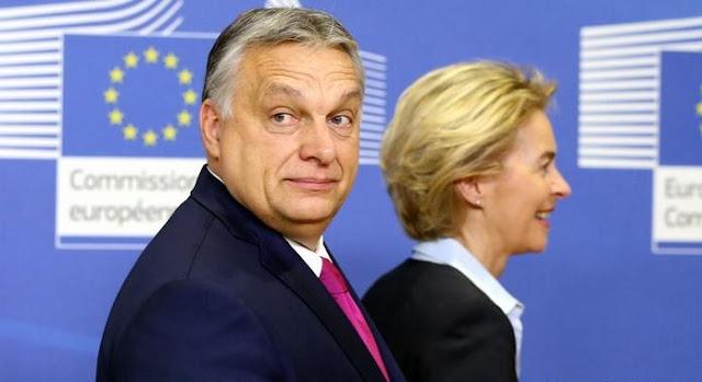 Von der Leyen minaccia l'ungherese Victor Orban con un'azione legale