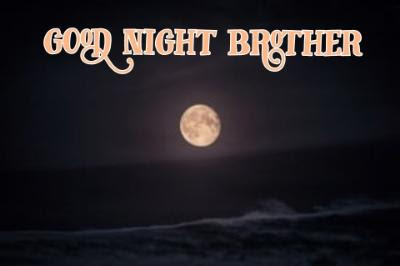 Good Night Brother images download