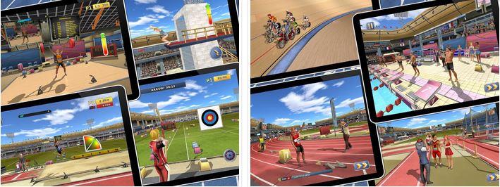 Athletics 2: Summer Sports v1.5 APK DATA