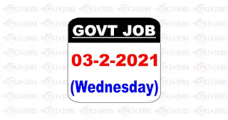Jobs in Balochistan 2021