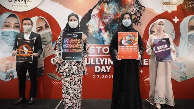 Anti-Cyberbully Campaign by Himaya Premium Hijab Medical Mask.