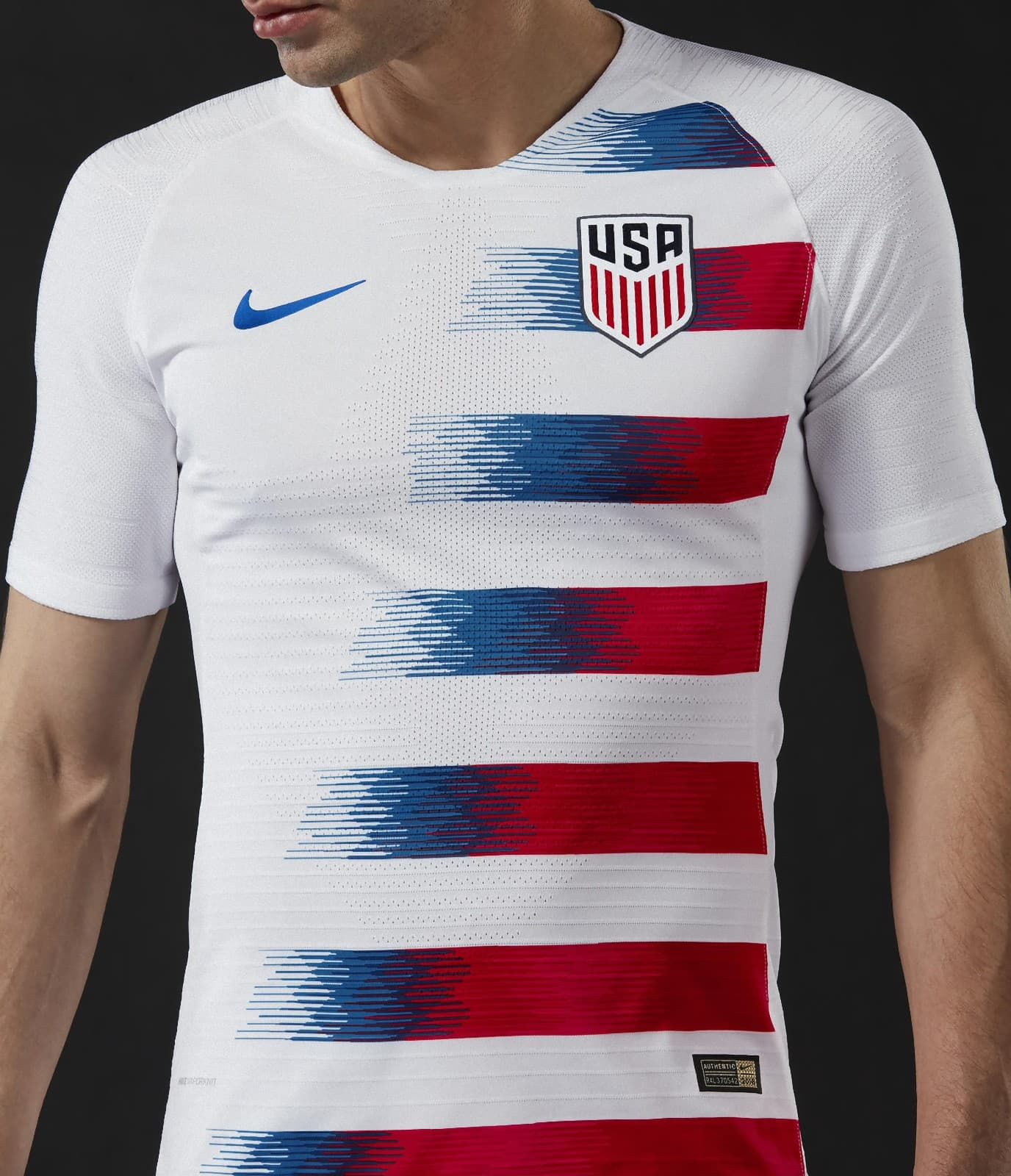 アメリカ代表 2018 ユニフォーム ユニ11