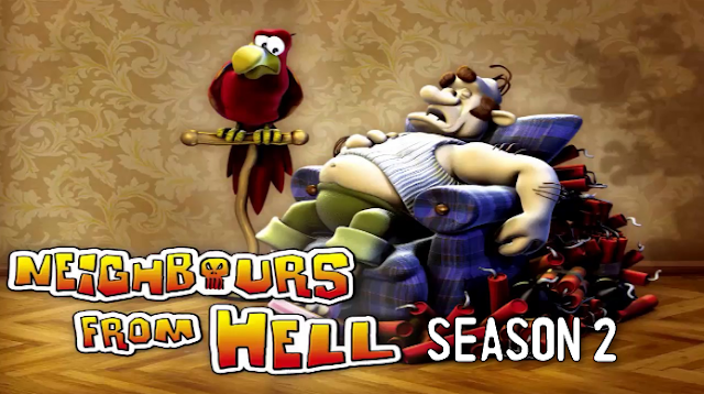 Download Neighbours from Hell Season 2 Mod Apk OBB Android