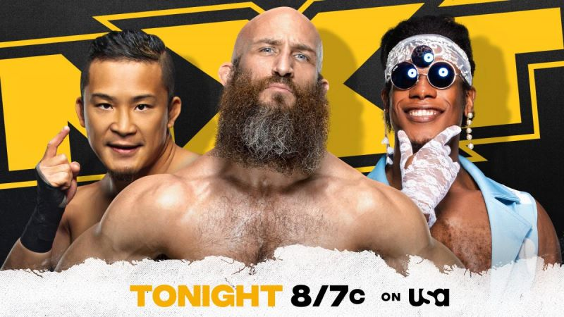 NXT Results - October 21, 2020