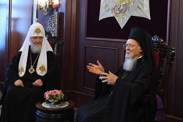 Η Ρωσική εκκλησία κήρυξε «Ιερό Πόλεμο» στο Πατριαρχείο