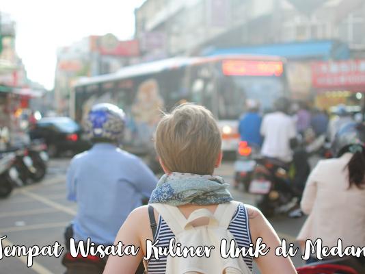 3 Lokasi Wisata Kuliner dengan Nuansa Unik di Medan