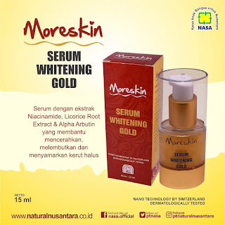 serum gold moreskin sergold nasa