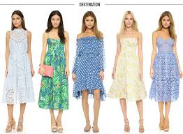 What To Wear For A Summer Wedding