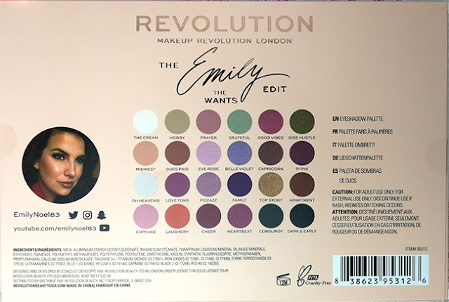 The Wants - Revolution Makeup
