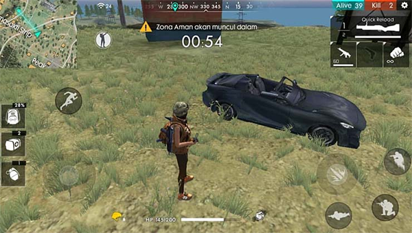Mobil Free Fire