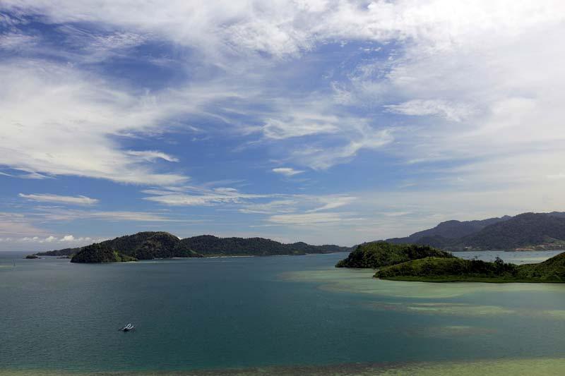 Kawasan Wisata Mandeh Sumatera Barat