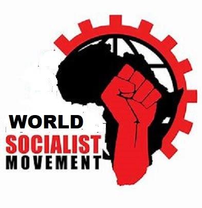 AFRICA'S SOCIALIST BANNER