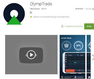 Ulasan Lengkap Tentang OlympTrade 2018