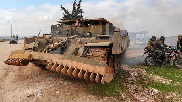 Tentara Nasional Suriah