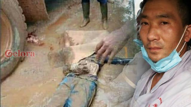 Katanya Ahli! TKA China PT VDNI Gilas Kepala Warga Konawe Pakai Dump Truck hingga Tewas di Tempat