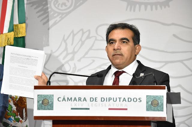 Proponen crear la Ley General de Fiscalización Superior para combatir a la corrupción