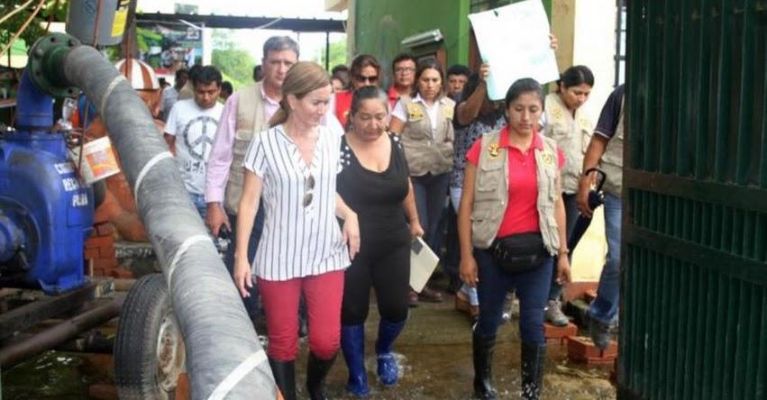 MINEDU: Un total de 916 instituciones educativas fueron afectadas por lluvias - www.minedu.gob.pe