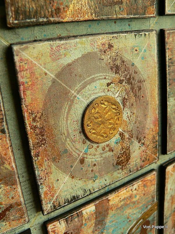 Americana Decor Metallics Paint Quarts