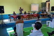 Polsek Kutasari Gencar Sosialisasikan Aplikasi Peduli Lindungi