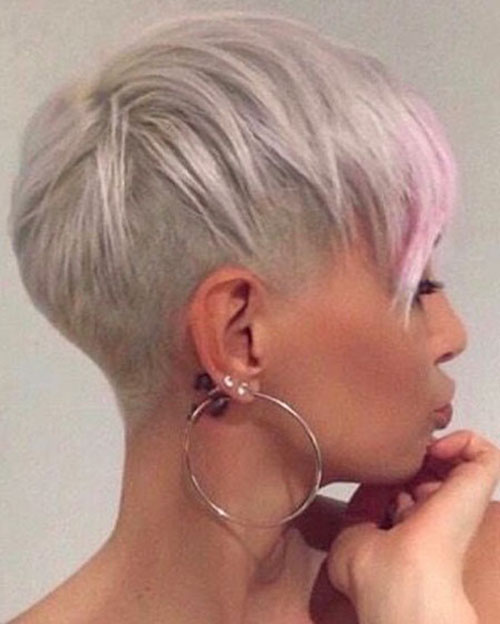 pixie cut for women 2019