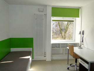 Alojamento estudantil em Hannover
