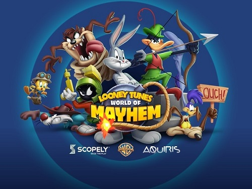 Looney Tunes World of Mayhem Review | Gameplay
