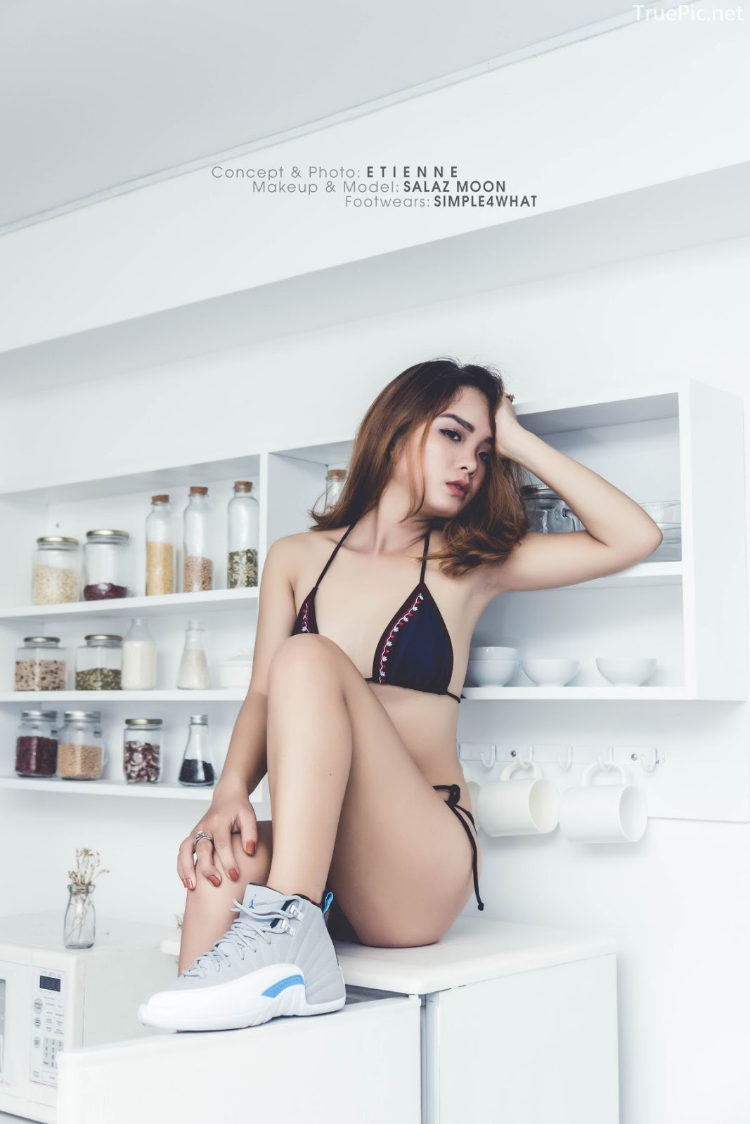 Super hot photos of Vietnamese beauties with lingerie and bikini - Photo by Le Blanc Studio - Part 1 - Picture 1