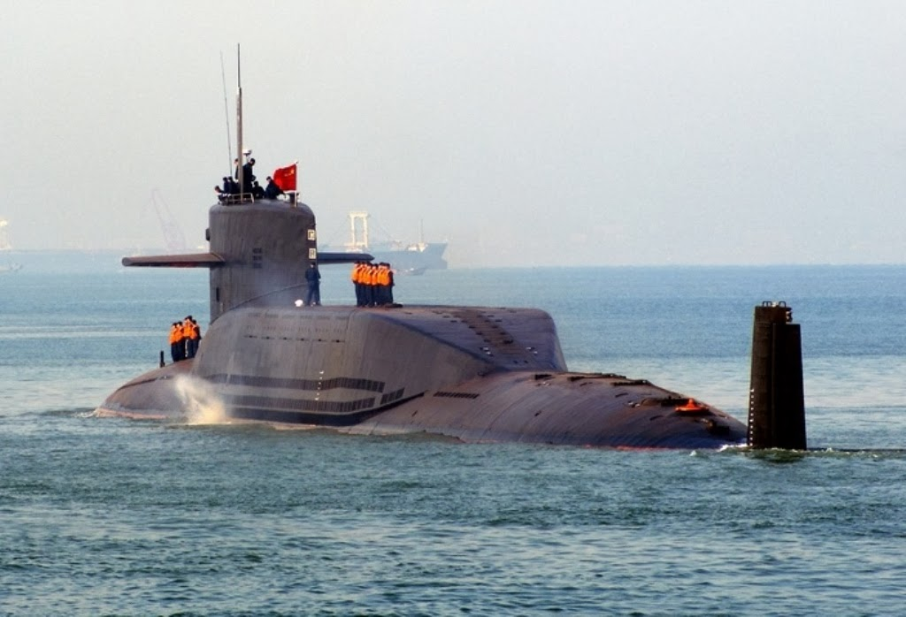 史上最糟5大潛艇 日排第一 陸092核潛艦上榜 @ Oolxiang烏龍鄉(國防科技)網 :: 痞客邦