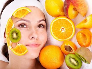 jenis tanaman dan buah bermanfaat untuk kecantikan wajah