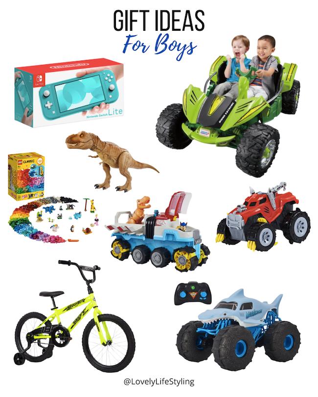Walmart gift ideas for boys