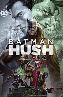 Batman: Hush en Español Latino
