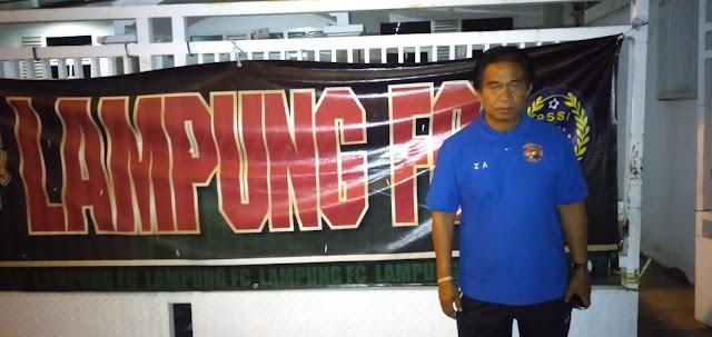Miris, Hanya Uang Transport Yang Akan Diterima Pemain dan Pelatih Lampung FC