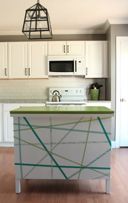 Kitchens With Wood Paneling: Owen's Olivia: Kitchen Island Update + A Few Others