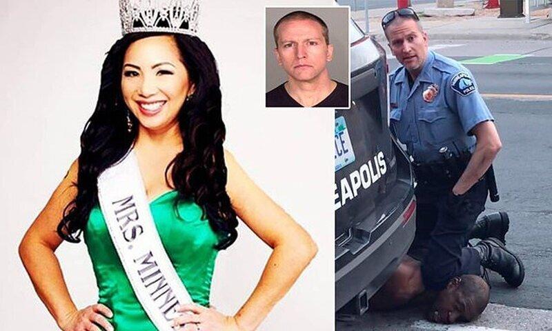 Derek Chovin, fue arrestado y acusado de asesinato