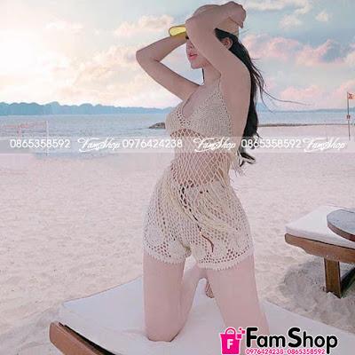 cua hang ban bikini dan moc tai Hoang Mai
