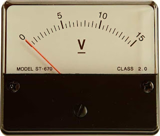 What is Electric Voltage and What is meaning of 1 Volt?