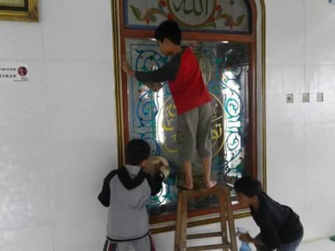 Mas Bilal, Pejuang Masjid Cilik BBM Magelang