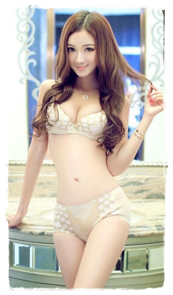 Hot oriental models
