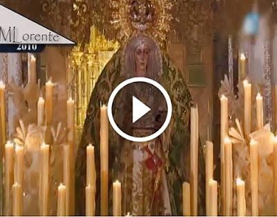 Video para llorar macarenos. Impresionante video que refleja el amor y la devocion por la Esperanza macarena y el Cristo de la sentencia de sevilla y la intensa emocion cada madrugada en semana santa