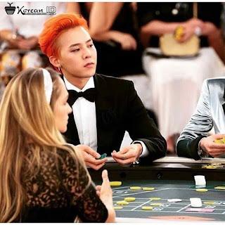 Poto G-Dragon BIGBANG Terbaru saat ini