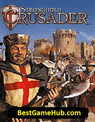 Stronghold Crusader Compressed PC Game Free Download