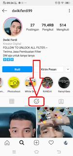 Filter ig pantun gombal | Filter ig viral untuk gombal di instagram