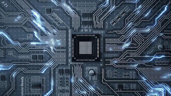 Chip, Circuito, Processador, Transistores