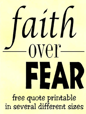 Make this month a faith filled one with this printable motivational quote. Print it out in any of the many sizes perfect for frames, necklaces, social media, and more. #motivationalquote #motivationalprintable #quoteprintable #diypartymomblog