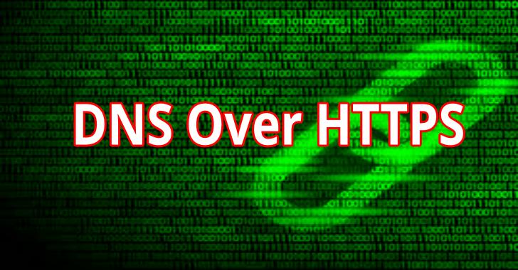 GoDoH : A DNS-Over-HTTPS C2