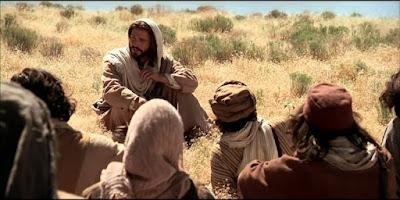 Resultado de imagem para jesus no monte