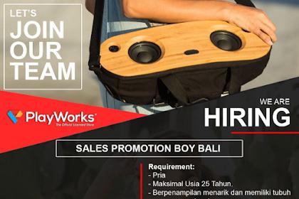 Lowongan Kerja Bali di Play Works Desember 2020