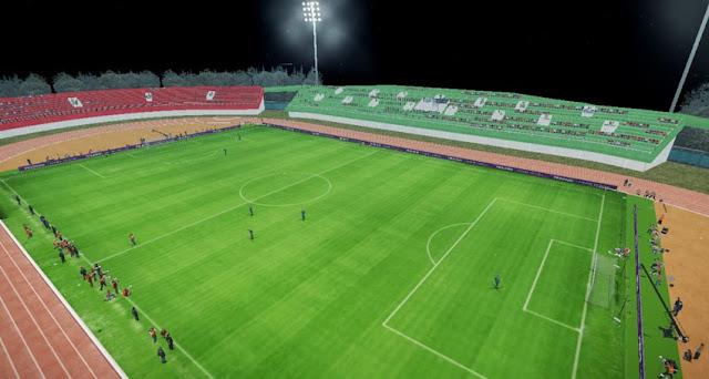Manahan Stadium PES 2013