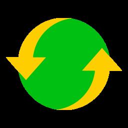 Sync Logo Folder Icon