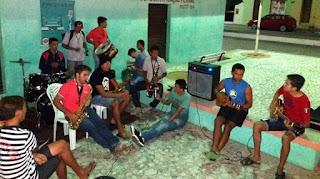 Espaço Livre: Talentos da Música se apresentam em praça pública de Baraúna